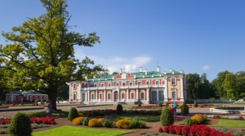Palacio Kadriorg en Tallin
