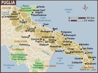 map_of_puglia-and-basilicata mapa 2