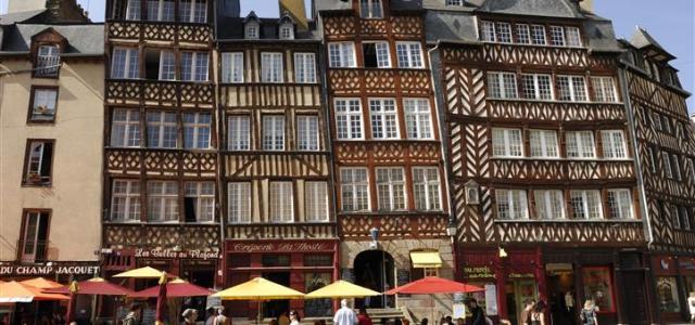 Rennes, Bretanha