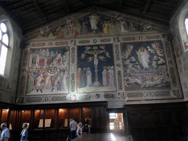 Sacristia-Santa-croce-Florenca