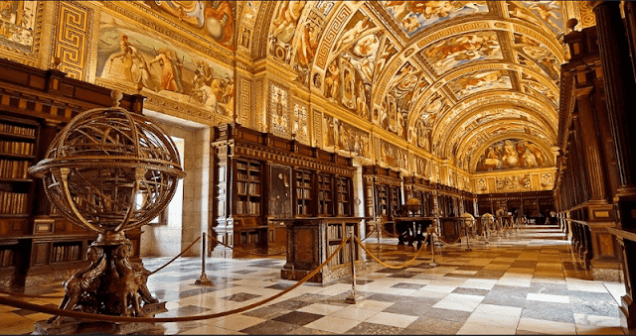 bibliotecaelescorial