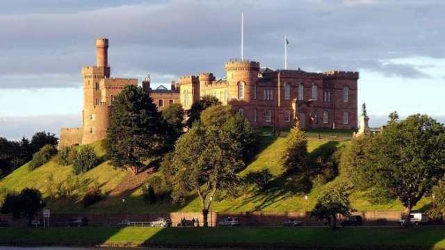 Castelo-de-Inverness