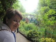 Jardim de Monet foto AA